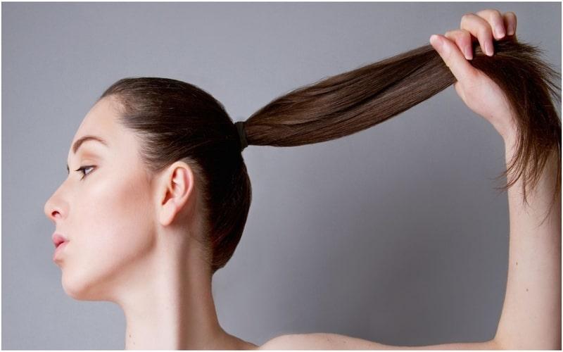 coiffure-queue de cheval-