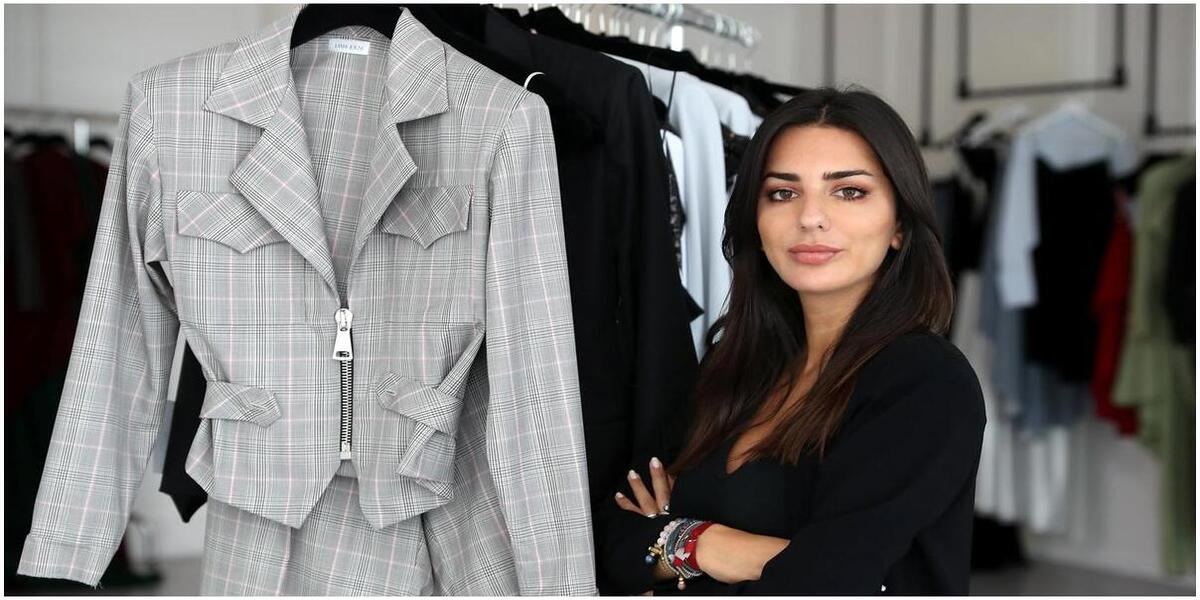 lama jouini créateurs de mode arabes